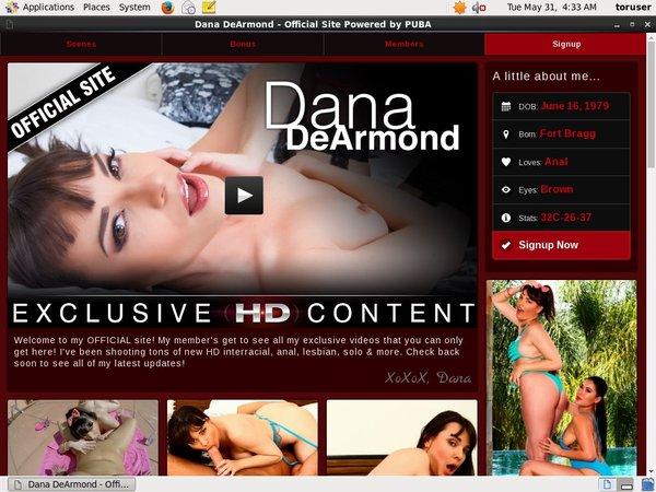 Dana DeArmond Free Ones