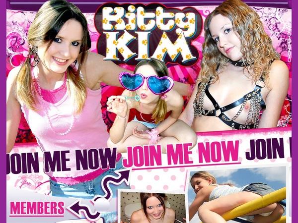 Kittykim.com Member Access