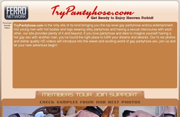 Trypantyhose Free Acount