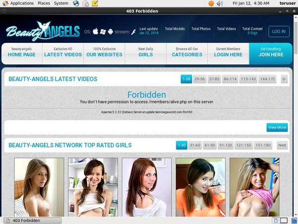 Beauty Angels .com