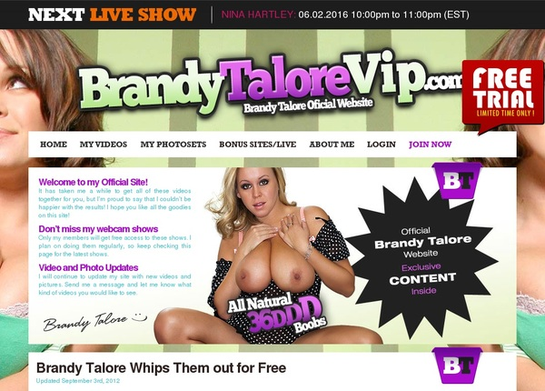 Brandytalorevip.com Videos