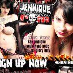 Jenniquepain.com Logins Free
