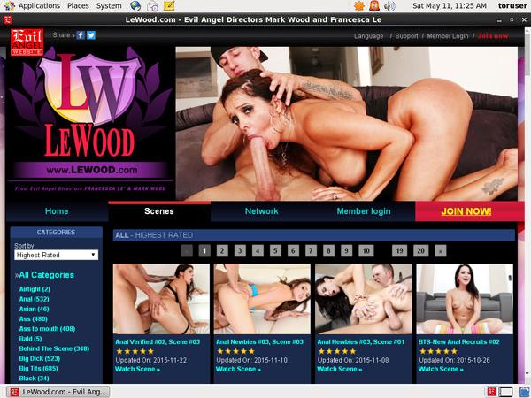 New Free Lewood.com Accounts