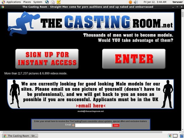 The Casting Room Latest