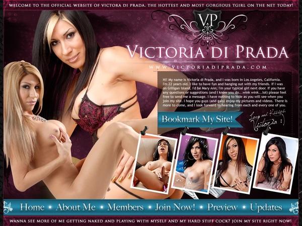 Victoria Di Prada Premium Logins