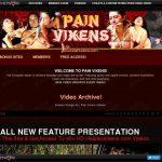 Painvixens.com Free Account Password