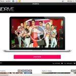 Sindrive Website Password