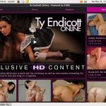 Ty Endicott Porn Account