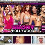 Ebony Hollywood Accounts