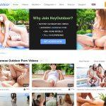 Heyoutdoor Free Login
