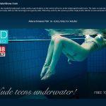 Underwater Showpassword