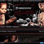 Missogyny.com With Paypal