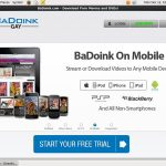 Badoinkgay With Discover Card