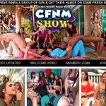 CFNM Show Create Account
