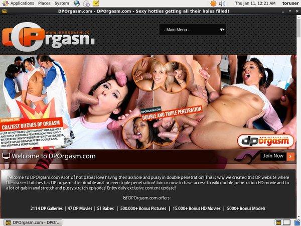 Free Access To Dporgasm.com