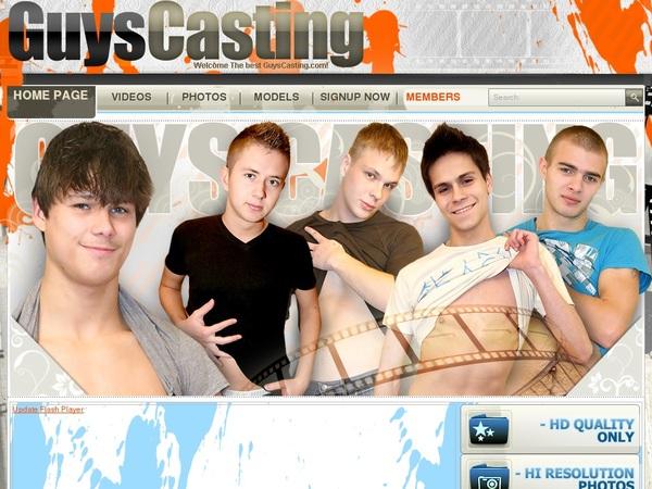 Free Guyscasting.com Hd Porn