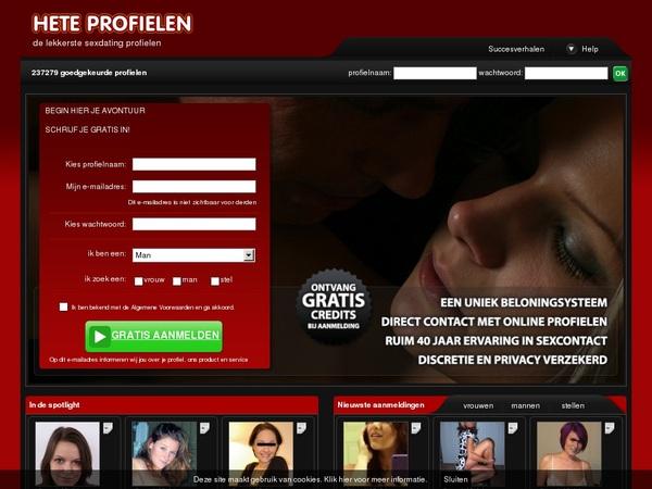 Heteprofielen.nlpassword