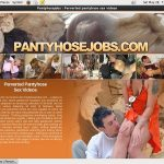Pantyhose Jobs Free Login And Password