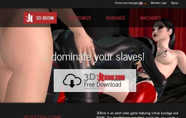3dkink.com Create Account