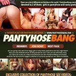 Free Pantyhosebang Account