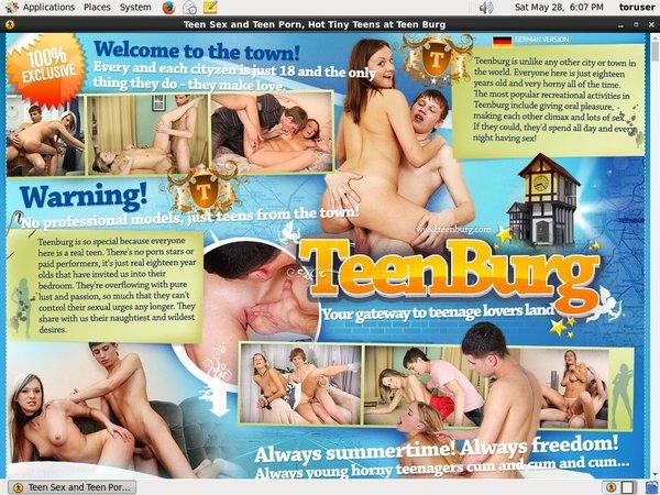 Free Teenburg.com Premium