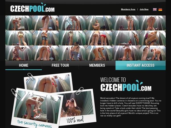 Passwords Czechpool.com Free
