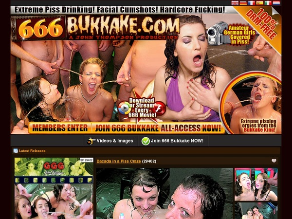 666bukkake.com Purchase