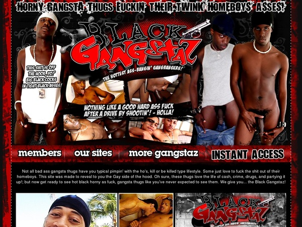 Blackgangstaz.com Access Free