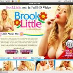 Brooklittle Porn Pass