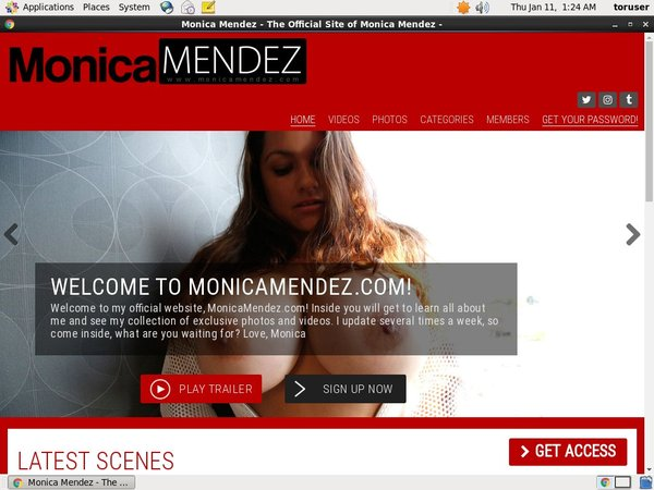 Monica Mendez Gift