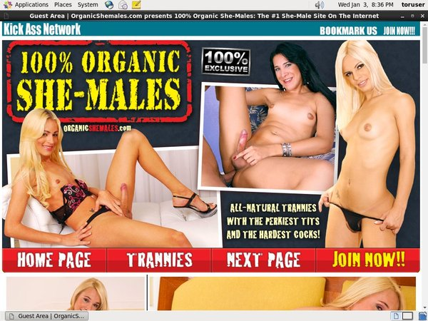 Organicshemales.com Photos