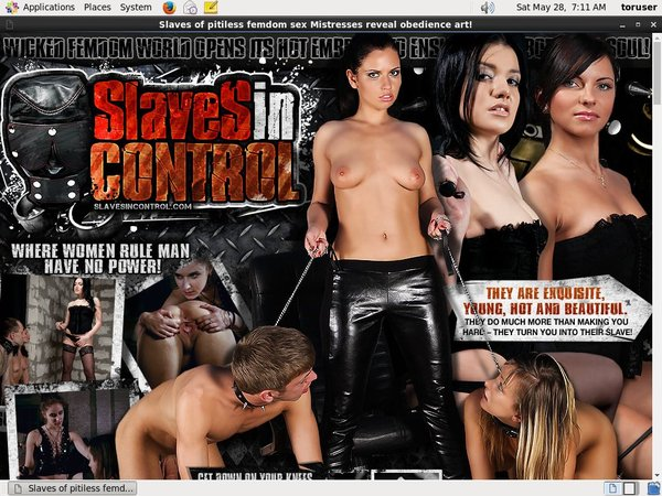 Slaves In Control Free