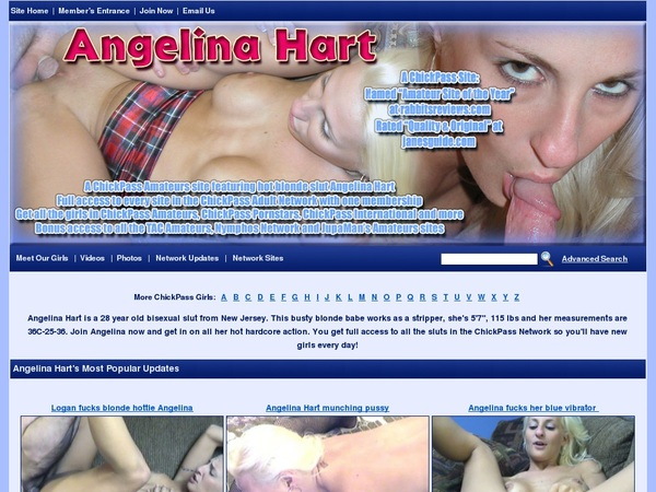 Angelinahart.com Free Sign Up