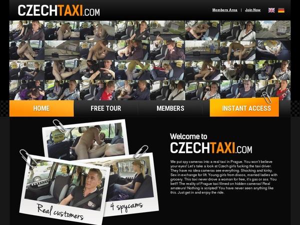 Czechtaxi Customer Support