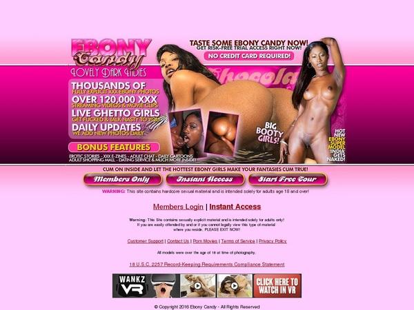 Ebony Candy V2 Promo Code