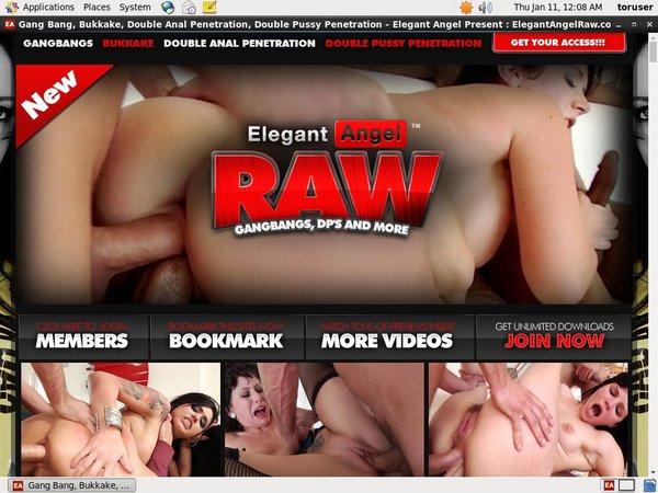 Elegantangelraw.com Purchase