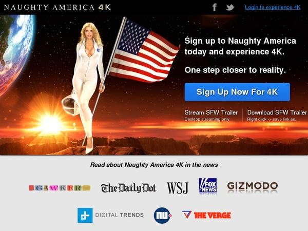 Naughtyamerica4k.com Account Login