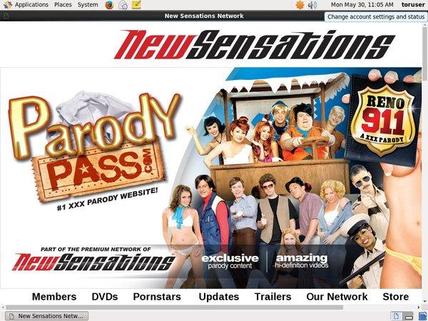 Parodypass.com Member Login