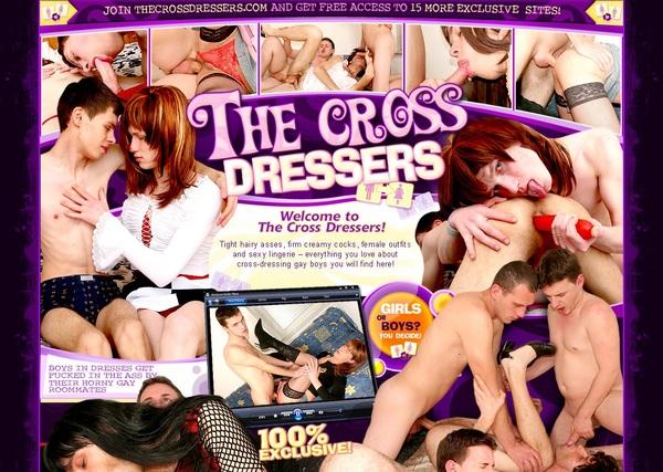 Thecrossdressers.com Free Movies