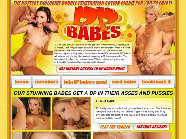 Free Account For Dpbabes.com