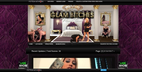 How To Get On Glambitches.com For Free