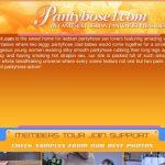 Pantyhose1.com With Iphone