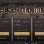 Premium Sensualgirl.com Account