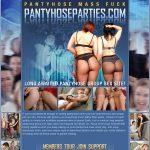 Free Pantyhoseparties.com Premium Passwords