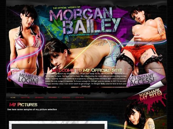 Morgan Bailey With SOFORT