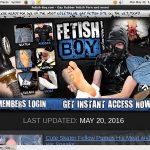Fetishboy Deal
