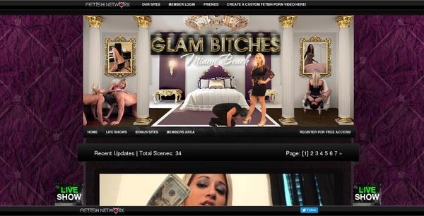 Glambitches.com Billing