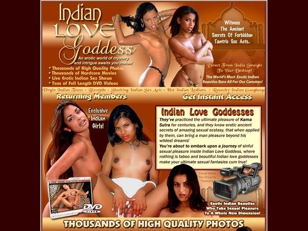 Indian Love Goddess Free Members
