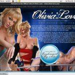 Olivia-love.com Trial Membership