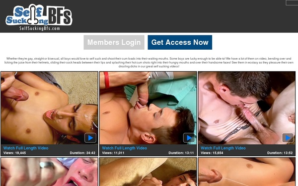Selfsuckingbfs.com Free Membership